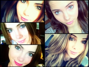 Images via mckaylamaroney [Instagram]