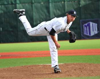 Nevada's Braden Shipley has come out of nowhere to be one of the top college righties in this class. Courtesy of RGJ.com