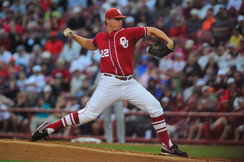 Oklahoma's Jonathan Gray has shown vast improvements across the board in 2013. Courtesy of MinorLeagueBall.com