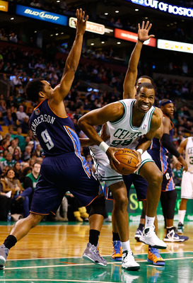 Jason Collins, pictured here with the Boston Celtics, has already said he is interested in returning to the Celtics after spending part of the season in Washington.