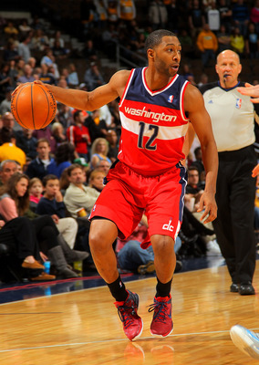 Backup point guard A.J. Price filled in for John Wall this season when Wall was out, only to lead Washington to a 12-game losing streak to start out the year.