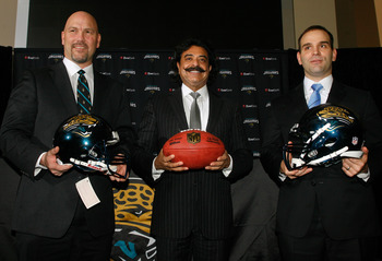 Dave Caldwell and Gus Bradley need to come up with a good 2013 draft class.