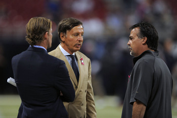 Will Jeff Fisher and Les Snead trade down again in 2013?