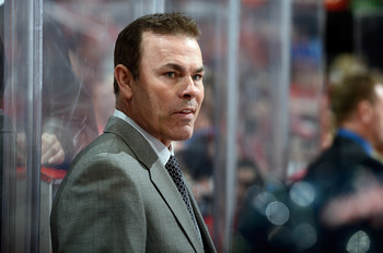 Will Adam Oates ever get the Caps penalty kill on track?