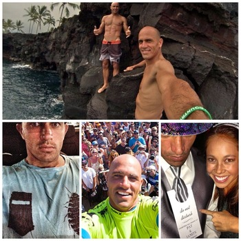 Images via @kellyslater [Instagram]