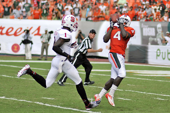 Dorsett caught the game-winning touchdown vs. NC State but was often plagued by drops.