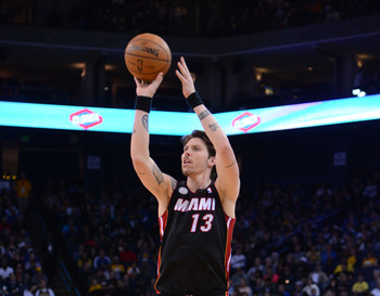 When given the chance, Mike Miller has looked good from long range.