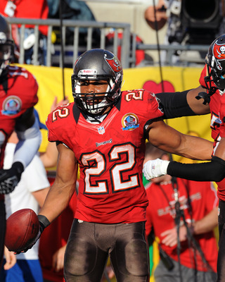 Doug Martin ranked highest among all rookies last year in measurables.