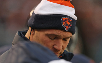 Urlacher's departure creates a void in the middle of the Chicago defense.