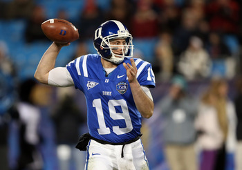 Could Sean Renfree be the next David Cutcliffe quarterback to make it in the NFL?