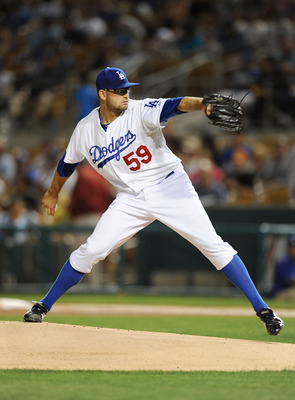 Fife started five games for the 2012 Dodgers.