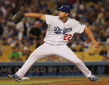 Kershaw hasn't let talk of a contract extension distract him.