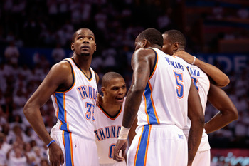 Can the Thunder repeat last year's drop in turnovers?