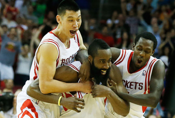 The Rockets are unpredictable, but if they can get off and running, they could be dangerous in the playoffs.