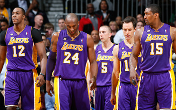 How will the Lakers respond to Kobe's injury?