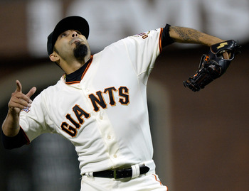 Sergio Romo, an elite MLB reliever, barely missed the cut.