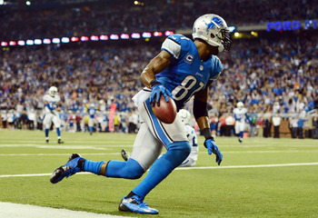 Calvin Johnson and the Lions will take on Arizona for a second straight year.