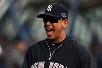 Alex Rodriguez has the highest career WAR among active players.