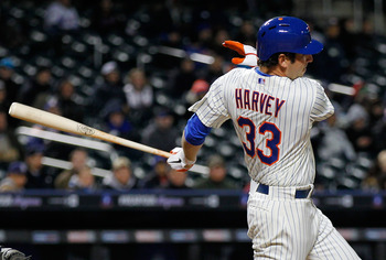 Offensive production will boost Harvey's WAR for the 2013 season.
