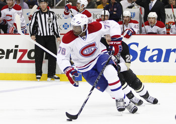While P.K. Subban has been dominant, the Canadiens defense is depleted with injuries.