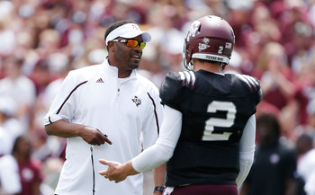 Johhny Manziel and Kevin Sumlin proved to be a deadly combo for the rest of the SEC.