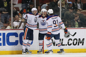 Will the Oilers give up on the season if they are eliminated from playoff contention?