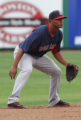 Many fans got to see Bogaerts, Boston's top-ranked prospect, on a national stage this winter with the WBC.