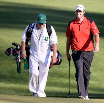 Marc Leishman made a name for himself at the 2013 Masters.