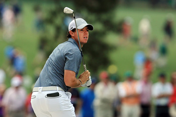 Rory McIlroy just couldn't make the right things happen this week.