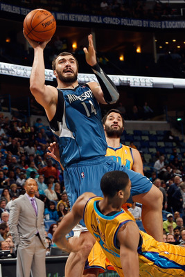 Pek has put himself in the conversation amongst the best centers in the league