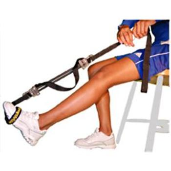 Rehab exercise gets more advanced and physical.
