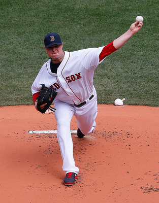 The attention is on Clay Buchholz, but Jon Lester is off to the best start of his career.