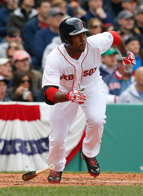 When David Ortiz returns Jackie Bradley Jr. will go to AAA and work on the hole in his swing.