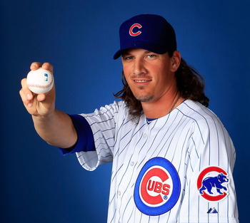 Jeff Samardzija is turning into the Cubs' ace. While this might not be a huge accomplishment, it's something the Cubs have not had for a long time.