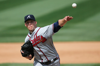 Paul Maholm finally finds himself on a winning team with the Atlanta Braves.