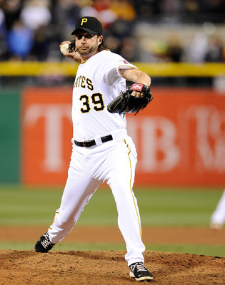 Jason Grilli took over as the Pirates' closer this season after Joel Hanrahan was traded to the Boston Red Sox.