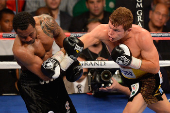 Can Canelo be as clever as he was against Mosley?