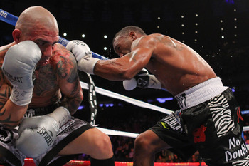 Trout defeated Cotto at MSG...can he beat Canelo in Texas?