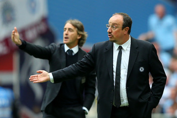 Chelsea's defeat may help Rafa Benitez secure a top-four place