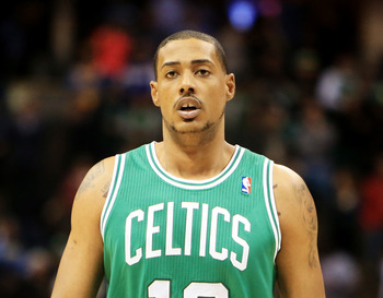 Boston Celtics' Fab Melo