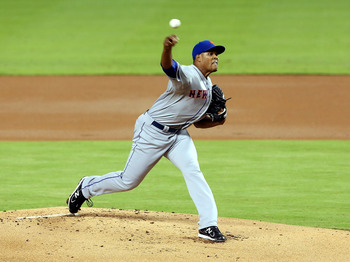 Blessed with an incredible arm, Jeurys Familia so rarely has an idea where the ball is going out of his hand.