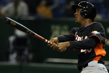 Jonathan Schoop is loaded with tools but not enough refinement right now.