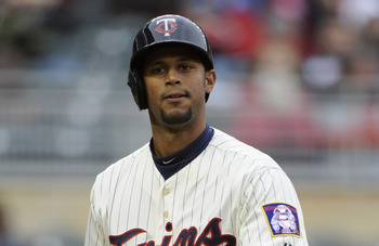 Aaron Hicks has already shown the world that the Twins promoted him to the big leagues too soon.