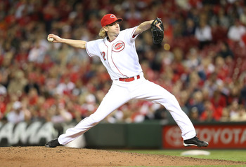 Reds SP Bronson Arroyo