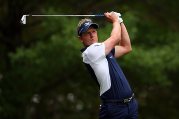 Luke Donald needs to make a run at a major soon.