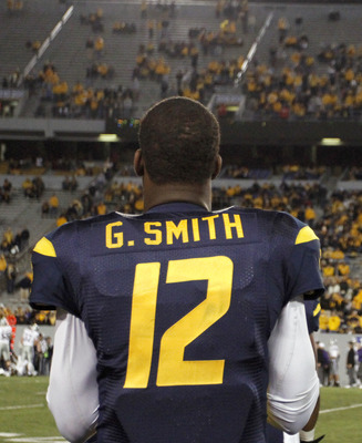 Where Geno Smith gets drafted will set the tone for other QBs.