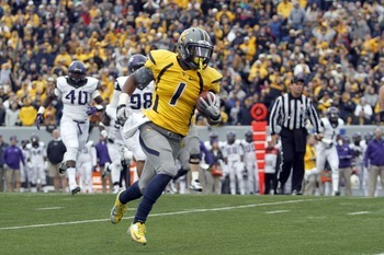 Tavon Austin is one of the draft's hottest prospects.