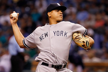 Dellin Betances' career just keeps spiraling downward thanks to all sorts of mechanical issues.