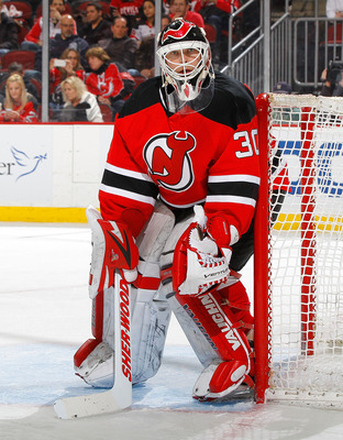 Brodeur hasn't been sharp during the losing streak.