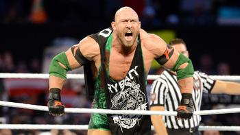 Ryback is one of the few guys on the WWE roster who makes a lot of sense as both a face and heel. Photo Courtesy of WWE.com